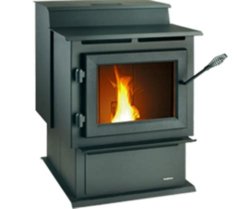 heatilator eco choice pellet stove central