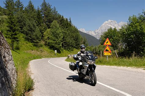 Motorradtouren Villach by Motorradtour K 228 Rnten Villach Gailtal Wurzenpass Kurvenk 246 Nig