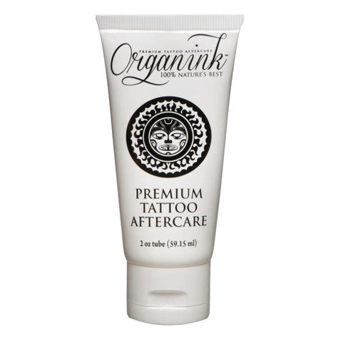 tattoo preserving lotion organink 174 premium tattoo aftercare