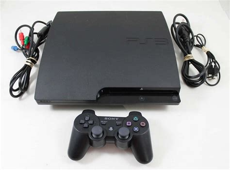 used ps3 console used playstation 3 console 120gb system