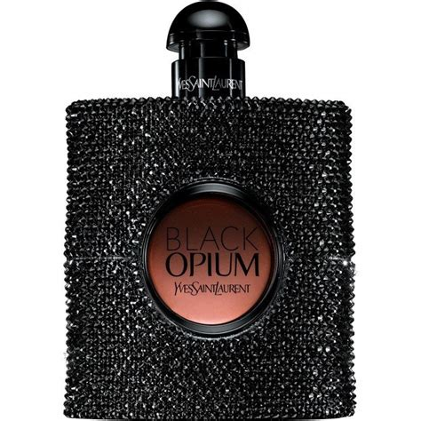 Log In To Win A Yves Laurent Black Patent Tribute Bag by Yves Laurent Black Opium Swarovski Edition