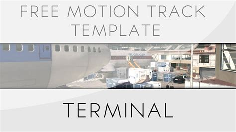 motion track template free aae motion track template mw2 terminal