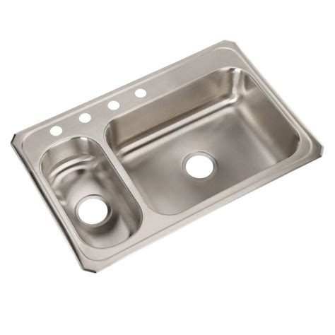 home depot kitchen sinks stainless steel elkay faucets home depot elkay dayton dropin stainless