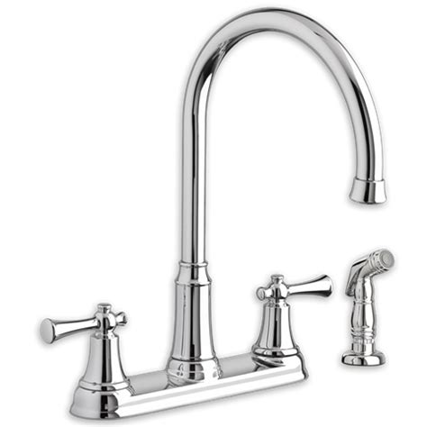 Typical Faucet Flow Rate by American Standard 4285 551 F15 Portsmouth 2 Handle High