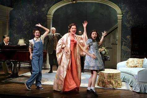 Grey Gardens The Musical by Grey Gardens Replaces Titanic In Center Theater