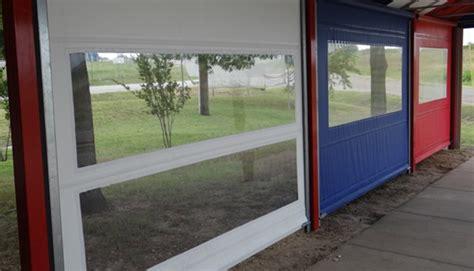 patio wind barrier custom patio windbreak clear vinyl enclosures