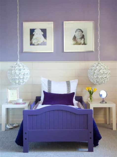 purple bedroom ideas for teenagers purple bedrooms for your little girl hgtv 19551 | 1405440724373