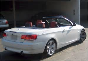 2008 bmw 3 series convertible 335i bmw colors