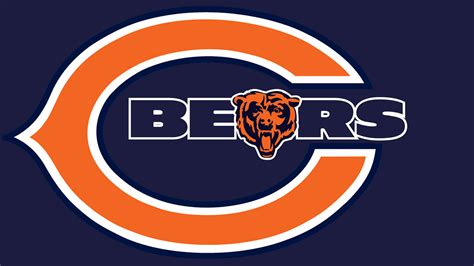 chicago bears logo hd 1080p wallpaper screen size