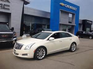 2015 Cadillac Xts 2015 Cadillac Xts Luxury Barrie Ontario Used Car For