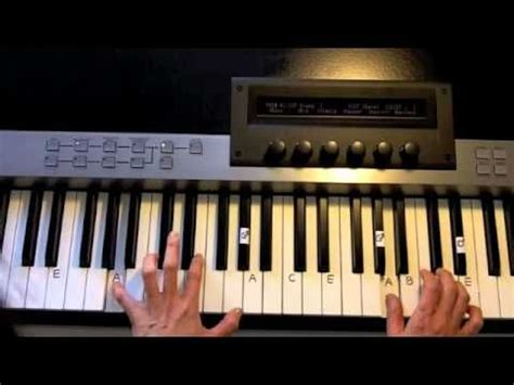 tutorial piano beethoven how to play quot f 252 r elise quot by beethoven slow and easy