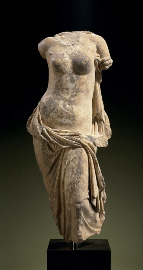 busts of ancient greeks romans and statues for sale a greek marble aphrodite pontia euploia hellenistic