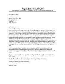 registered cover letter crna cover letter