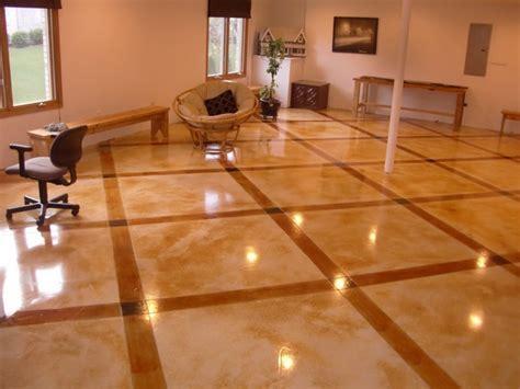 #6 Modern Concrete Floor Design Ideas To Beautify Your