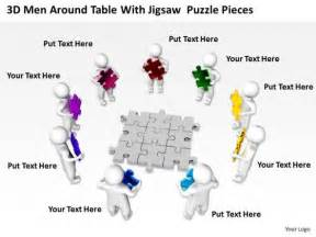 free powerpoint templates puzzle pieces jigsaw puzzle template images