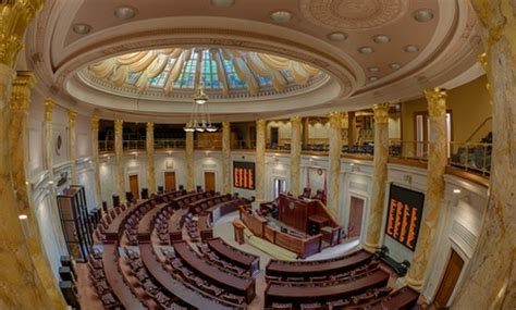 arkansas house of representatives take a look at the arkansas capitol s 15 year makeover state local govexec com