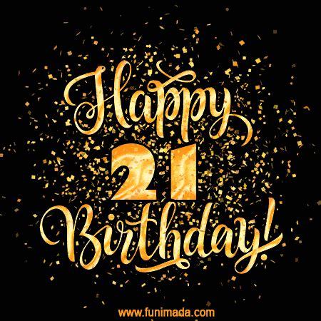 happy st birthday animated gifs   funimadacom