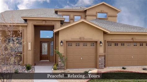 5 bedroom home santiago model by carefree homes el