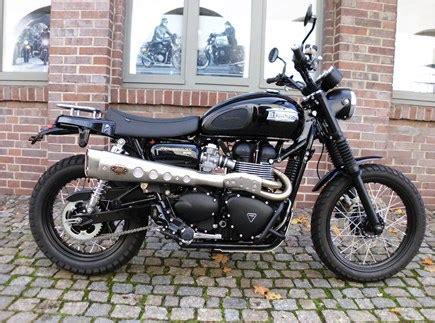 Motorrad Umbauten Dresden by Custom Bikes Und Motorrad Umbauten Des H 228 Ndlers Triumph