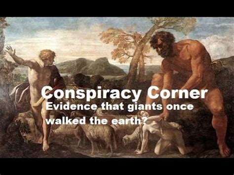 when giants walked the conspiracy corner ep4 evidence that giants once walked the earth youtube
