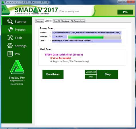 Anti Virus Buat Laptop sawahjoho anti virus buatan indonesia smadav pro