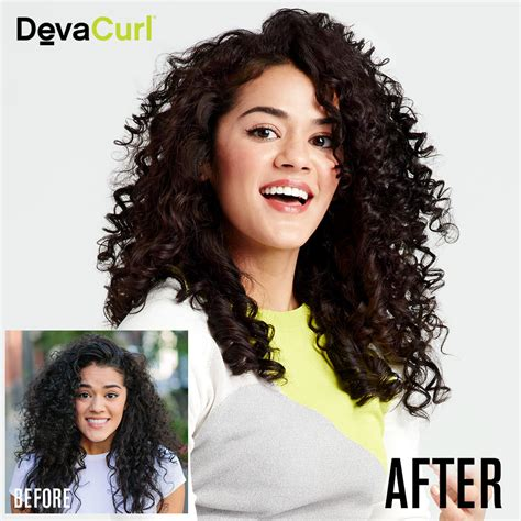 devachan haircut before and after devacurl for all curl kind andre richard salon