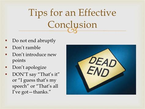 what should be in the conclusion of a research paper speech writing introduction and conclusion