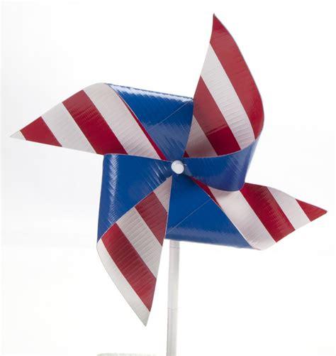 pinwheel craft for patriotic duck pinwheel