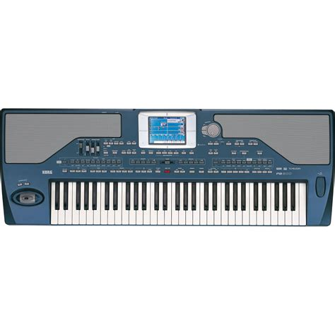 Update Keyboard Korg korg pa800 elite professional arranger pa800 elite b h photo