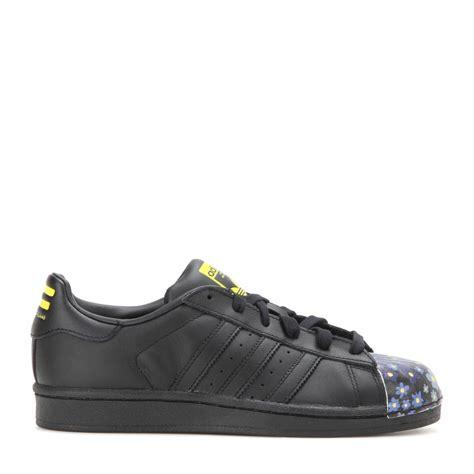 Adidas Superstar Originals Adidas Leather Blue P 953 by Lyst Adidas Originals X Pharrell Pharrell Superstar