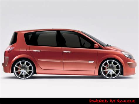 renault scenic 2005 tuning wallpapers cars gt wallpapers tuning renault scenic 2 by