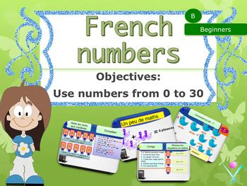 pattern matching français common worksheets 187 french numbers 1 30 preschool and