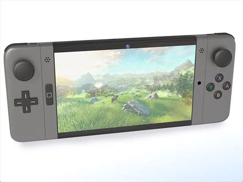 next console is this leaked nintendo s rumored next console 5 hq