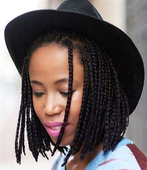 pics of braids in a bob black women 4 superb box braids bob for medium ages women new