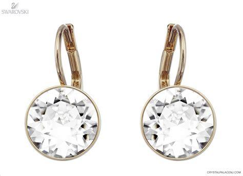 swarovski mini pierced earrings