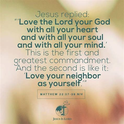 images of love the lord with all your heart verse of the day jesus replied love the lord your god