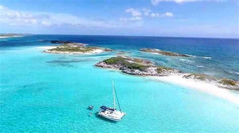 catamaran boat bahamas catamaran tour exuma bahamas paradise bay bahamas