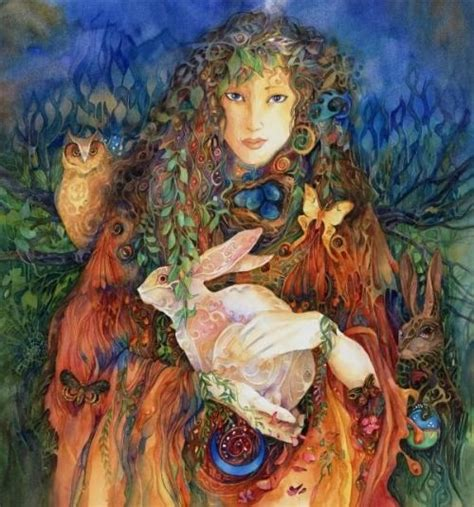 goddess easter eostre goddess of a year and a day