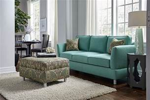 ready to assemble sofa seating for smaller spaces