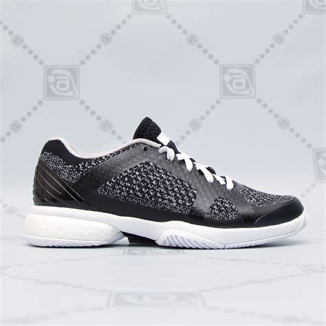 Adidas Tennis Black adidas s smc barricade boost tennis shoes black