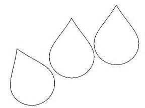 raindrop coloring page drops coloring pages clipart best