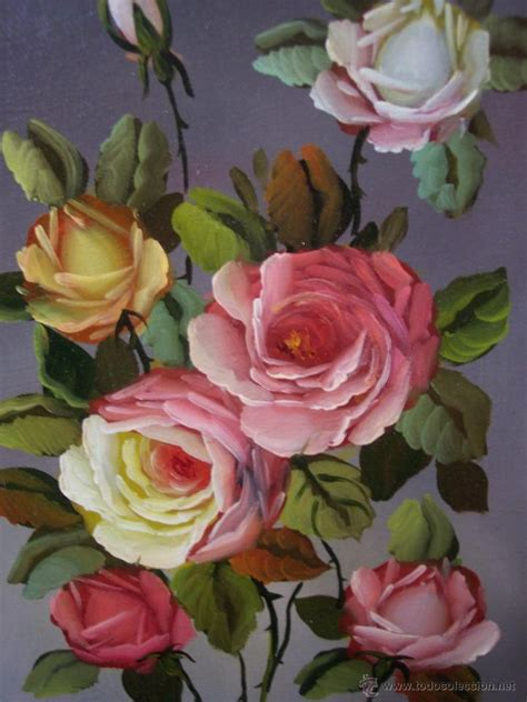imagenes de uñas pintadas rosa m 170 reme soler cuadro de rosas pintadas al 243 leo comprar
