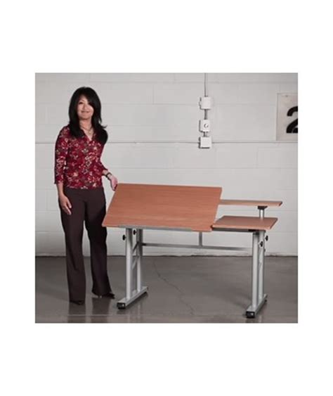 safco split level drafting table safco split level drafting table safco height adjustable