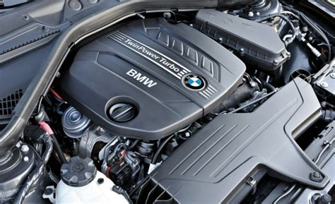 how do cars engines work 2012 bmw 6 series electronic toll collection close look at bmw s new three cylinder engine family