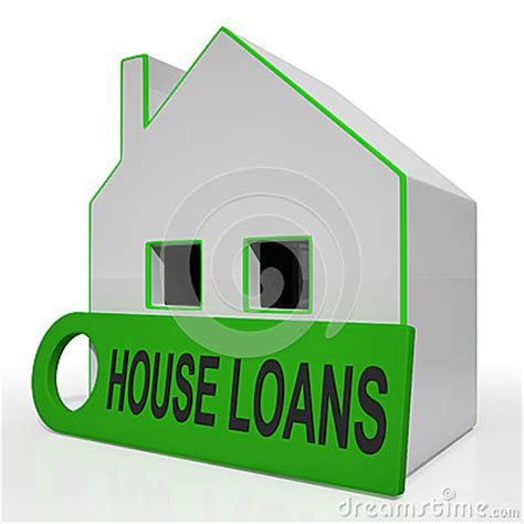 house mortgage meaning house loans home means mortgage interest and repay stock image image 38118521