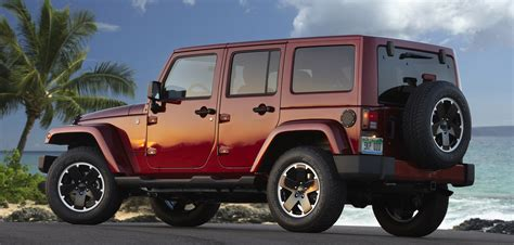2012 Jeep Wrangler Limited 2012 Jeep Wrangler Unlimited Altitude The New Limited