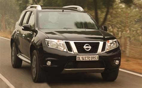 nissan terrano ownership review nissan terrano amt look