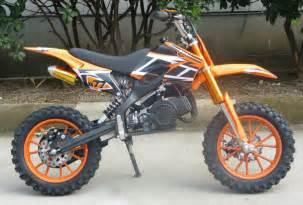 Mini moto 50cc dirt bike kxd01 orange right rc hobbies
