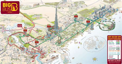 tour map map of duba 239 tourist attractions sightseeing tourist tour