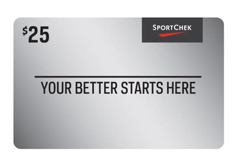 Smart Shoppers 100 Gift Card - save 15 on sport chek gift cards at shoppers drug mart april 16 22 canadian